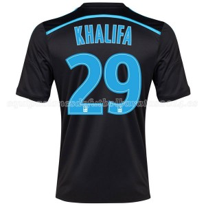Camiseta del Khalifa Marseille Tercera 2014/2015