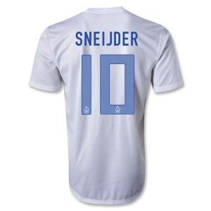 Camiseta Holanda Sneijder Segunda 2013/2014