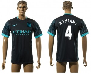 Camiseta de Manchester City Away 4# aaa version