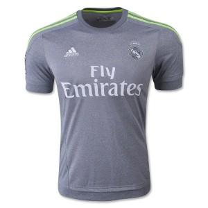 Camiseta nueva del Real Madrid 2015/2016 Equipacion Segunda