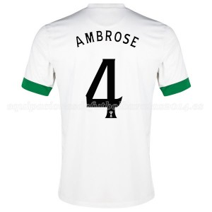 Camiseta del Ambrose Celtic Tercera Equipacion 2014/2015