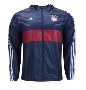 Abrigo 3 rayas nueva Bayern Munich 2017/2018