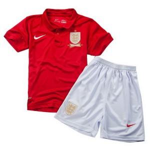 Camiseta nueva Inglaterra de la Seleccion Nino Segunda 2013/2014