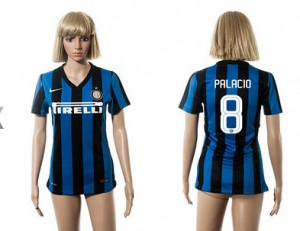 Camiseta de Inter Milan 2015/2016 8 Mujer