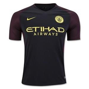 Camiseta del Manchester City Segunda Equipacion 2016/2017