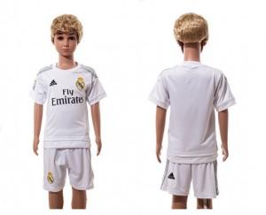 Camiseta nueva Real Madrid Niños Home 2015-2016